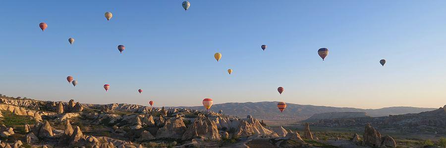 Backpacking Türkei: 13 Dinge, die du vor der Reise wissen solltest