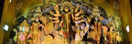 Ist Durga Puja in Indien der größte Karneval der Welt?