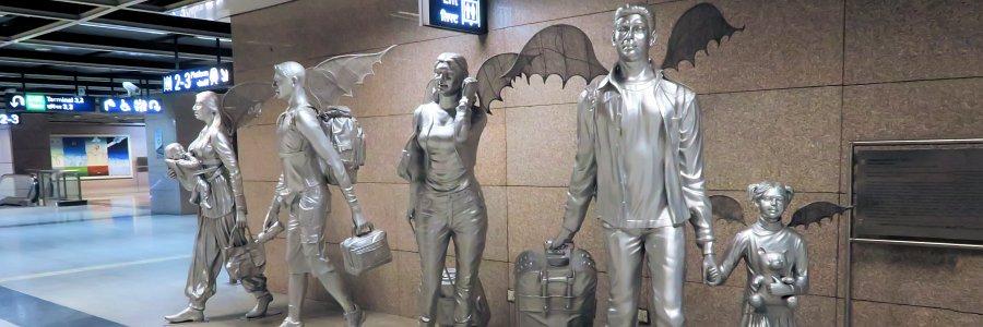 Flugscham: Warum Fliegen keine moralische Frage sein sollte