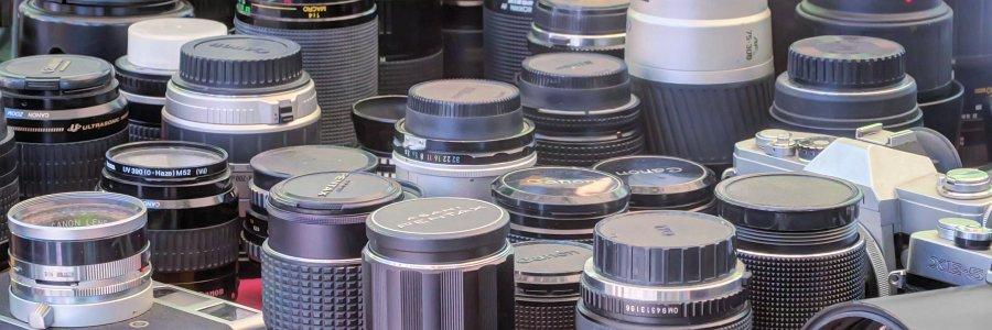 DSLR vs DSLM: Welche kleine Kamera mit Objektiven? [Gewichtsvergleich]