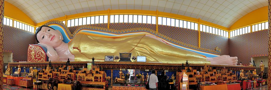 recliningbuddha